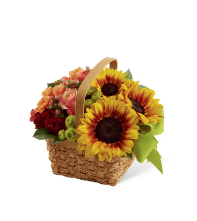 The FTD® Bright Day™ Basket
