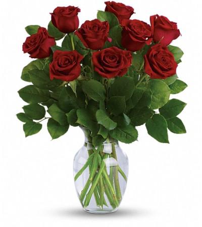 Classic Romance Bouquet