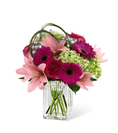 The FTD® Blooming Bliss™ Bouquet