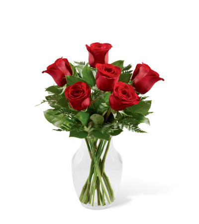 The FTD® Simply Enchanting™ Rose Bouquet