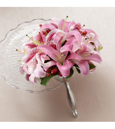 The FTD® Sparkle Pink™ Bouquet