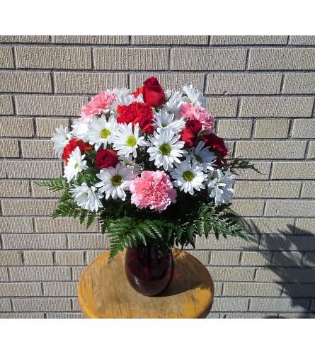 X's & O's Bouquet