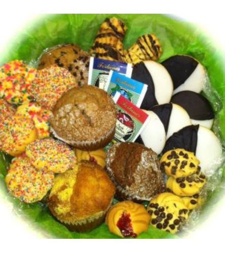 Cookie and Muffin Basket
