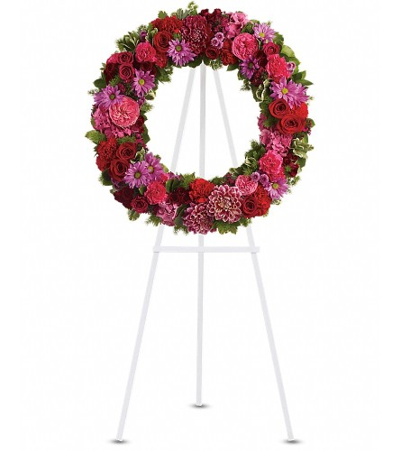 Infinite Life Wreath