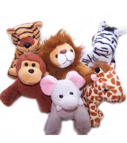 Stuffy Animal Large