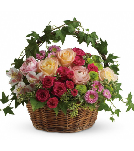 Basket of Posies