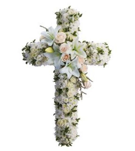Divine Standing Cross