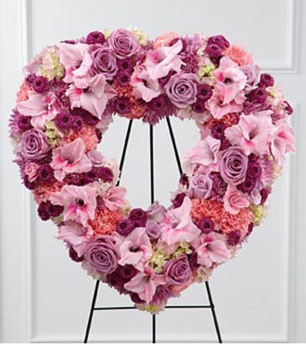 Heartfelt Wreath