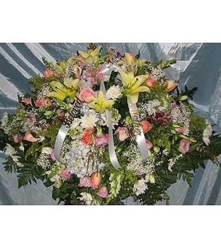 Roses, Lillies & Snapdragons  GF-CC9