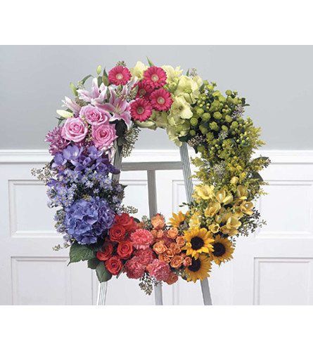 Mix Wreath