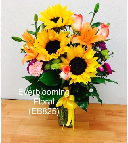 Bright & Cheerful Arrangement