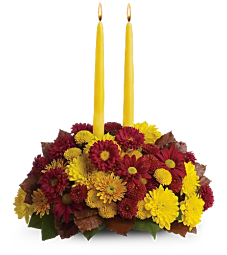 Telefora - Harvest Happiness Centerpiece