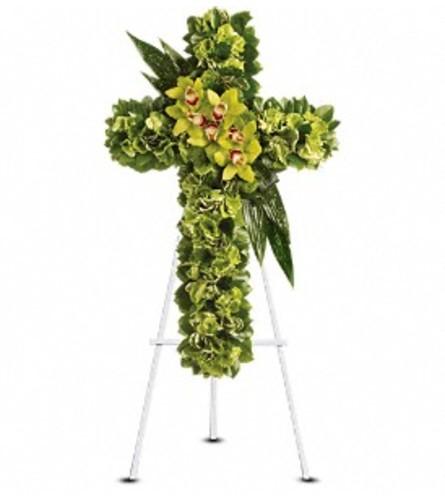 Heaven's Comfort - by Jennifer's Flowers