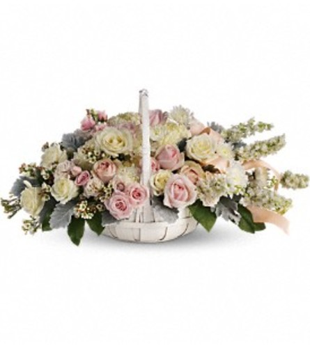 Dawn of Remembrance Basket - by Jennifer's Flowers