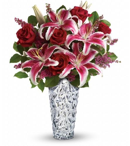 Stargazing Roses