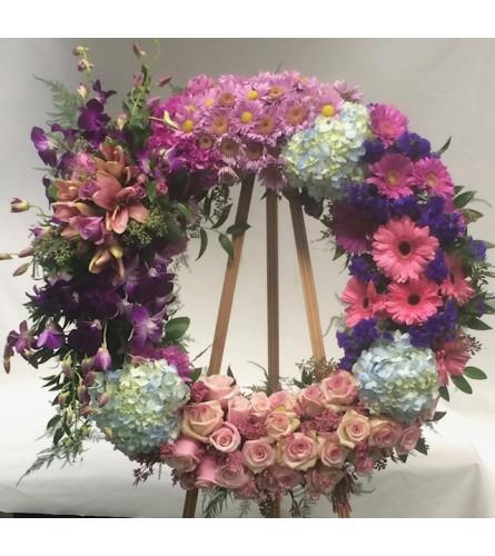 Sympahty Wreath