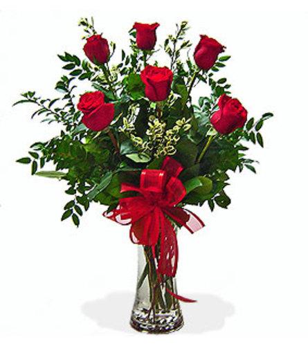 Simply Roses Half