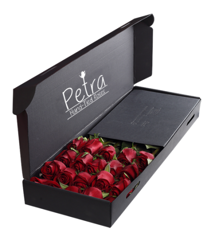 PetraRed Roses in Box