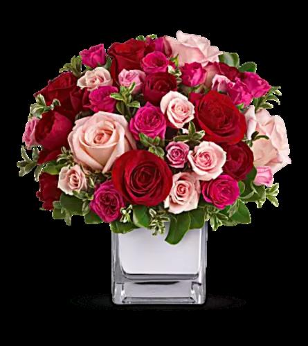 Love Medley Roses Bouquet