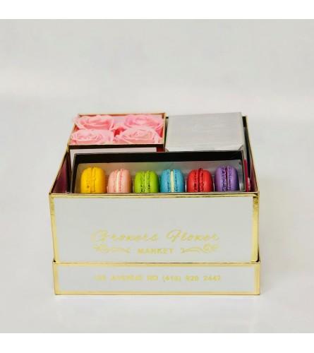 Gift box (white series)