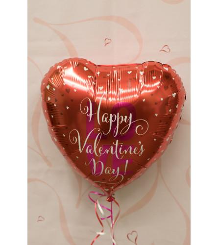 Happy Valentine Day Balloon