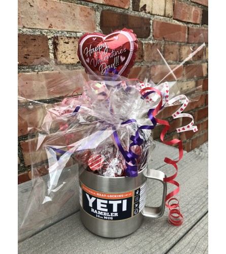 """Yeti 14oz """"mug of love"""""""