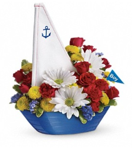 Teleflora's Little Dreamboat Bouquet