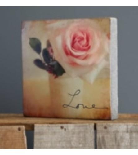 Love Rose Block I