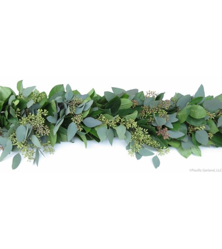 GARLAND OF MIXED FOLIAGES $10.+ PER FOOT