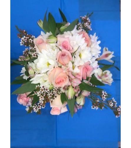 "FlowerWrap ""Pink Blush"""