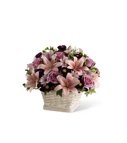 FTD's Loving Sympathy™ Basket