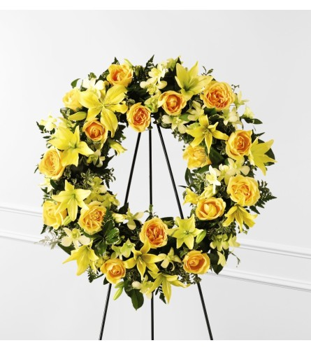 FTD's Ring of Friendship™ Wreath