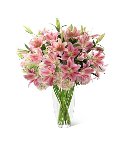The Intrigue™ Luxury Bouquet by FTD