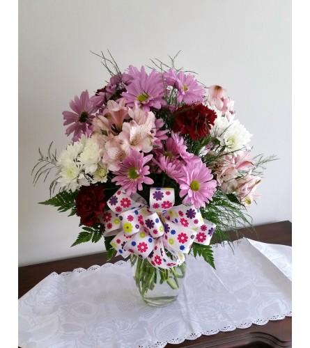 Appreciating Mom  Bouquet