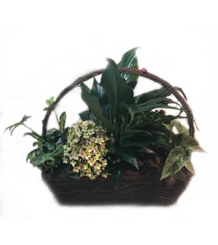 Simply Spring Basket