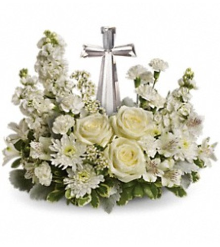 Divine Peace Sympathy Bouquet