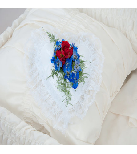 Heart Pillow DW