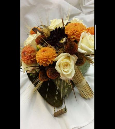Rustic Fall Bouquet
