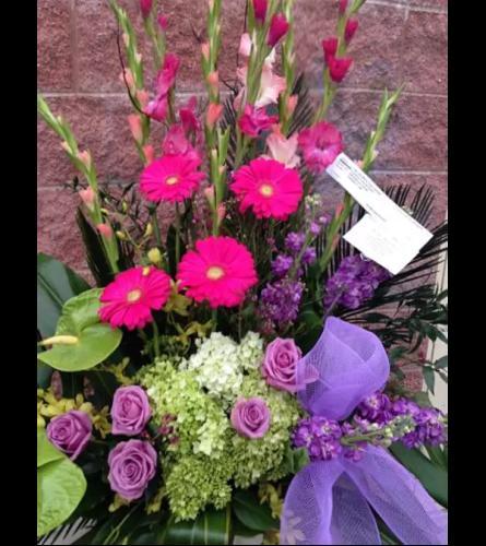 Modern Lovely Funeral Tribute