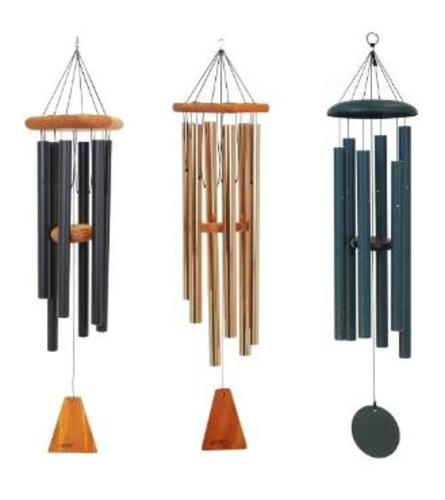 Hand-crafted Windchimes by QMT