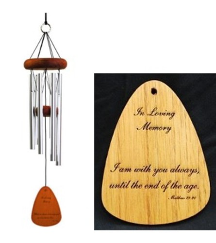Sympathy Windchimes by QMT