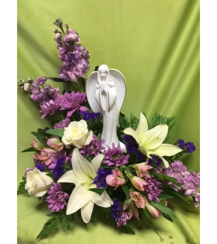 ANGEL OF GRACE BOUQUET