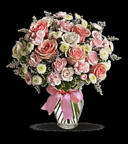 The Cotton Candy Bouquet