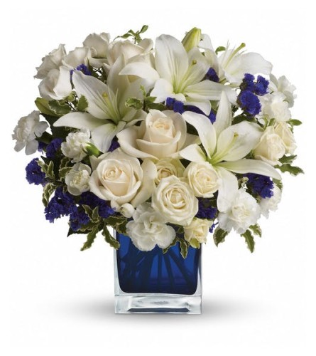 The Sapphire Skies Bouquet