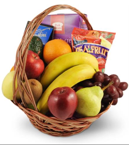 Fruit Basket by Lovingly
