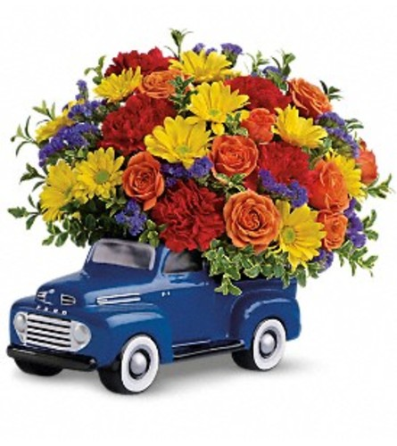 Ford Truck Bouquet