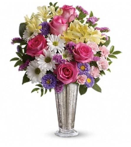 Shining Smile Bouquet