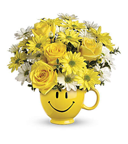 Happy Bouquet by Teleflora