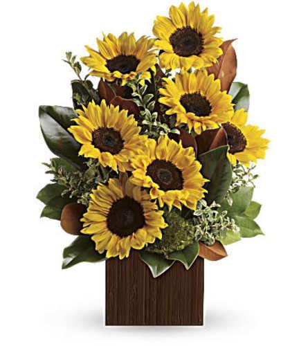 The You're Golden Bouquet