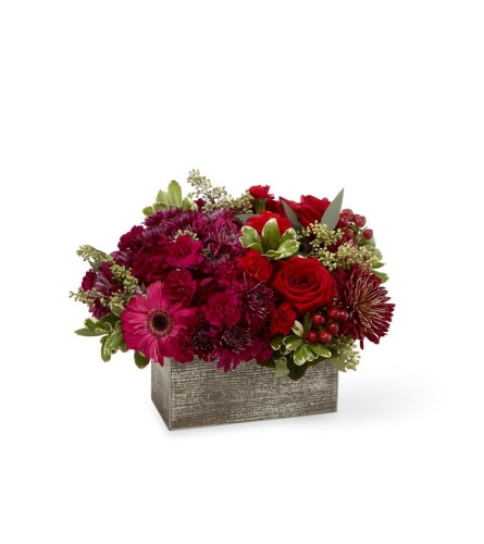 The Rustic™ Bouquet by FTD® Flowers